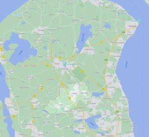 Toilet løber på Allerød og Nordsjælland