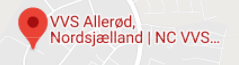 VVS i Allerød på Sjælland