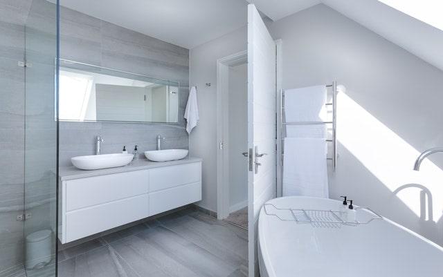 Renovering til nyt badeværelse